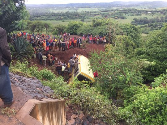 AMI Radiologists Provide Services to Surviving Children of Tanzanian Bus Crash