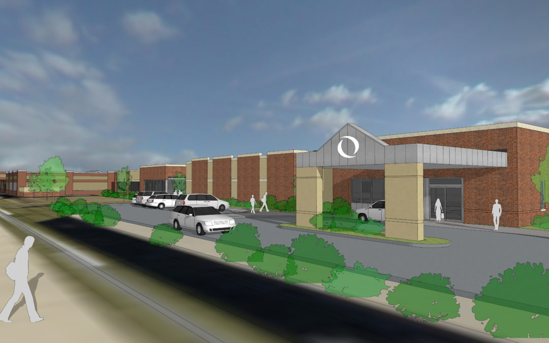AMI Files Building Permits for Ambulatory Surgical Center