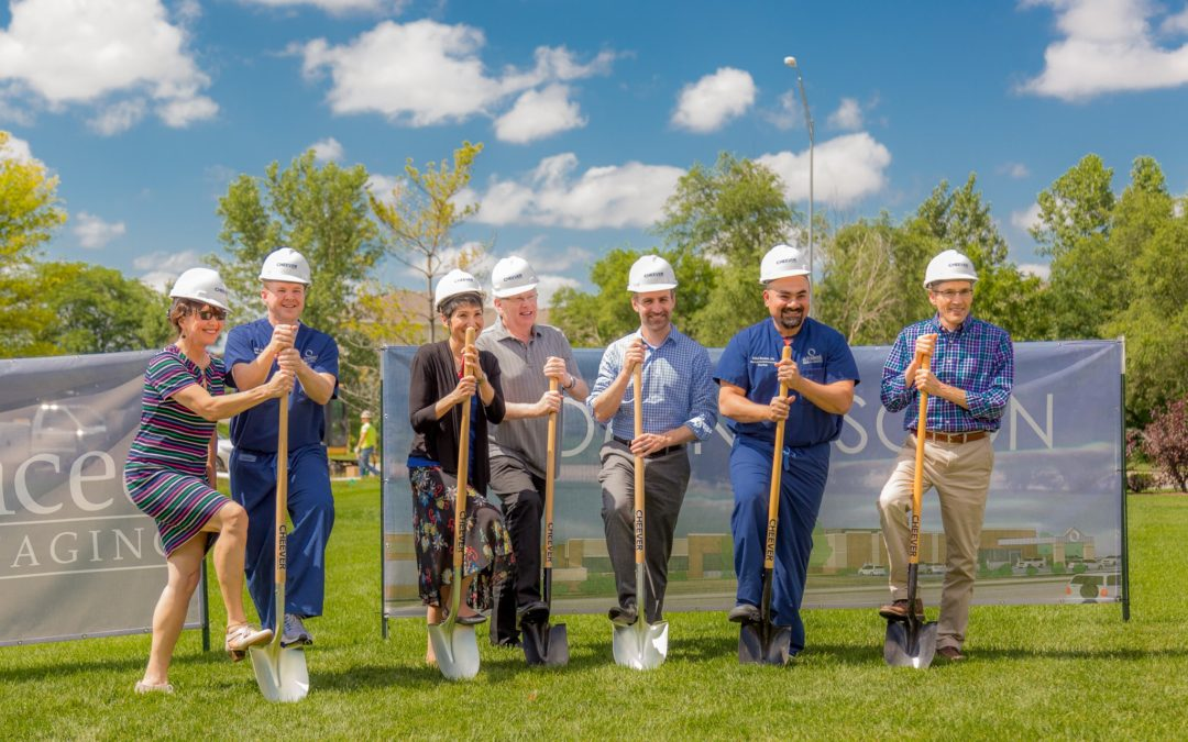 AMI Breaks Ground on Surgery Center
