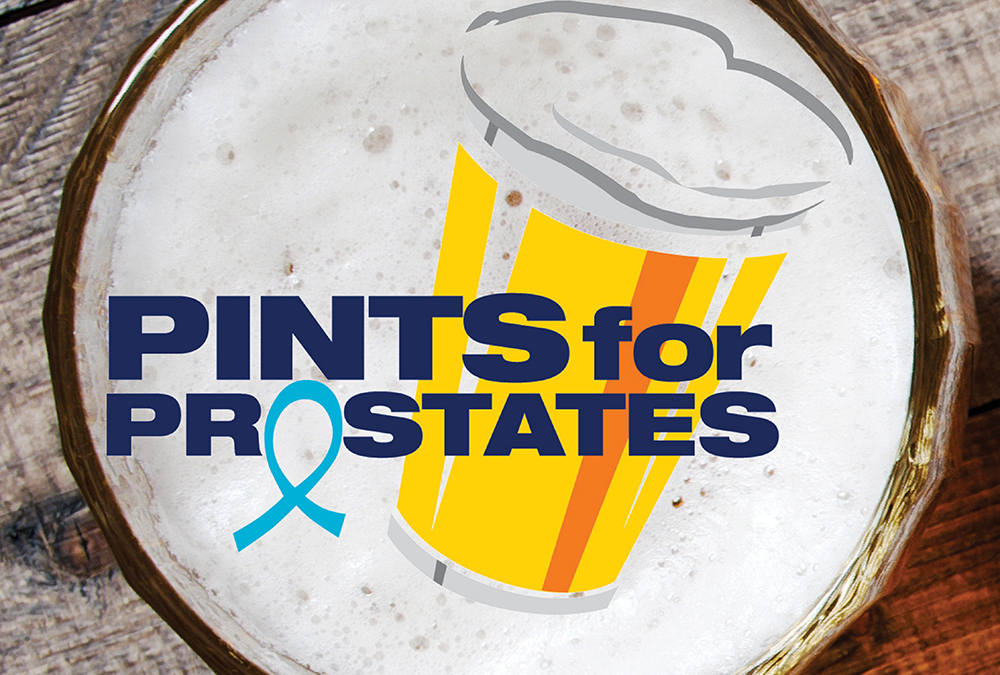 Pints for Prostates Coming Up – June 23rd